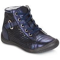 Scarpe Bambina Sneakers alte GBB ROMIE Marine