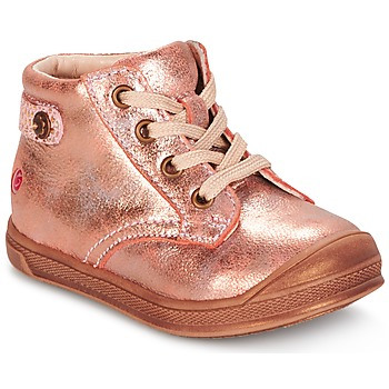 Scarpe Bambina Sneakers alte GBB REGINE Rosa