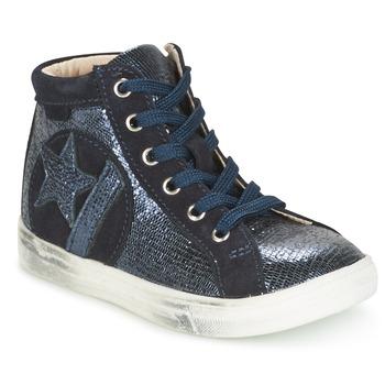 Scarpe Bambina Sneakers alte GBB MARTA Marine