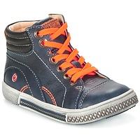 Scarpe Bambino Sneakers alte GBB RALPH Blu