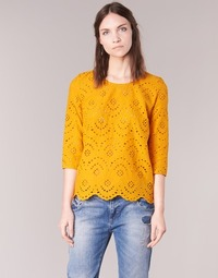 Abbigliamento Donna Top / Blusa Betty London GRIZ Giallo