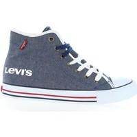 Scarpe Unisex bambino Sneakers Levi's VDUM0001T DUKE MEGA Azul