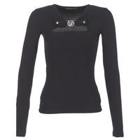 Abbigliamento Donna Top / Blusa Versace Jeans B2HQA732 Nero