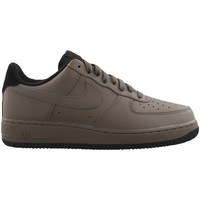 Scarpe Uomo Sneakers basse Nike Air Force I 07 Marrone