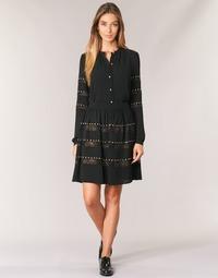 Abbigliamento Donna Gonne MICHAEL Michael Kors HT/ LACE MIX Nero