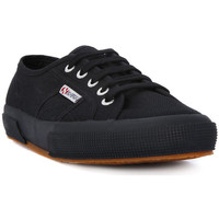Scarpe Donna Sneakers basse Superga COTU FULL BLACK CLASSIC Nero