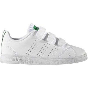 Scarpe Unisex bambino Sneakers basse adidas Originals VS Advantage Clean Cmf C Bianco