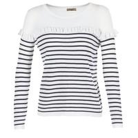 Abbigliamento Donna Maglioni Betty London HOMI MARINE / Bianco
