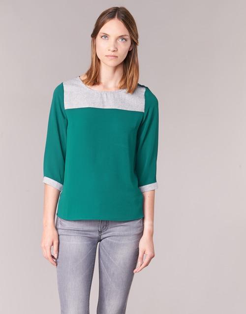 Casual Attitude HELA Grün - Consegna gratuita   Spartoo    - Abbigliamento Camicette damen 17,50