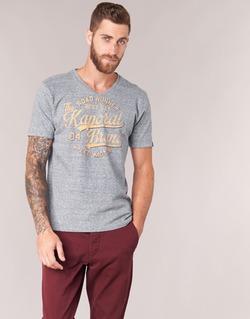 Abbigliamento Uomo T-shirt maniche corte Kaporal JAPAN Grigio