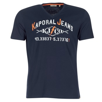 Abbigliamento Uomo T-shirt maniche corte Kaporal MAKAO MARINE