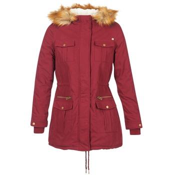 Abbigliamento Donna Parka Kaporal BREVE BORDEAUX