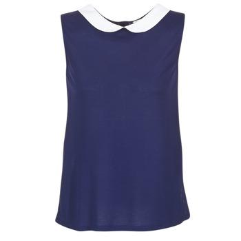 Abbigliamento Donna Top / Blusa Naf Naf OCHOUPI Marine