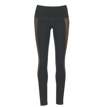 Abbigliamento Donna Leggings Puma EVERYDAY TRAIN GRAPHIC TIGHT Nero