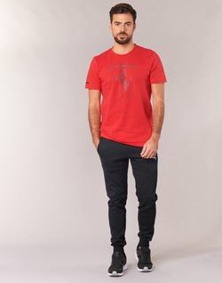 Abbigliamento Uomo Pantaloni da tuta Puma SWEAT PANTS SLIM FL Nero