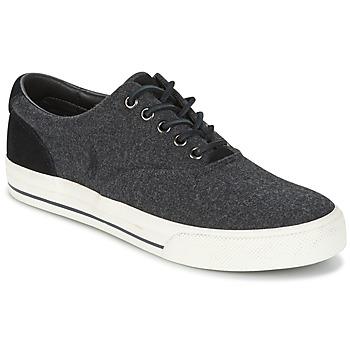 Scarpe Uomo Sneakers basse Ralph Lauren VAUGHN Grigio