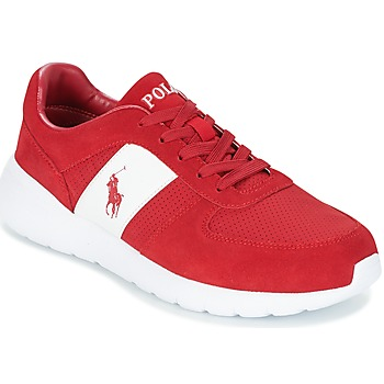 Scarpe Uomo Sneakers basse Ralph Lauren CORDELL Rosso