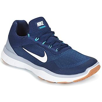 Scarpe Uomo Fitness / Training Nike FREE TRAINER V7 Blu