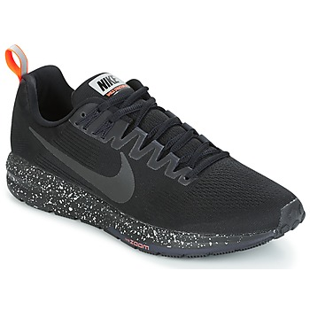 Scarpe Uomo Running / Trail Nike AIR ZOOM STRUCTURE 21 SHIELD Nero