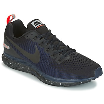 Scarpe Uomo Running / Trail Nike AIR ZOOM PEGASUS 34 SHIELD Nero / Blu