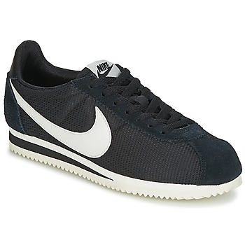 Scarpe Donna Sneakers basse Nike CLASSIC CORTEZ NYLON W Nero / Bianco