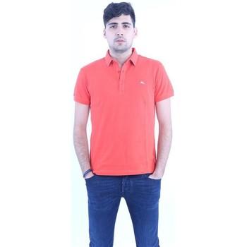 Abbigliamento Uomo Polo maniche corte Etro POLO ROSSA Red