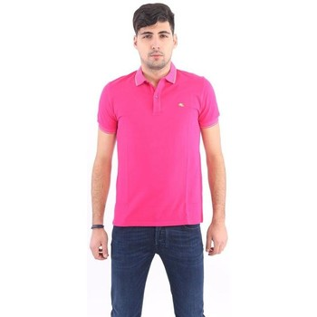 Abbigliamento Uomo Polo maniche corte Etro POLO FUXIA Pink
