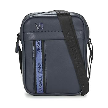 Borse Uomo Pochette / Borselli Versace Jeans SAKO Blu
