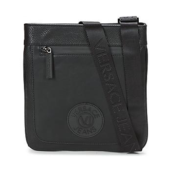 Borse Uomo Pochette / Borselli Versace Jeans ELOUI Nero