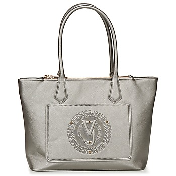 Borse Donna Borse a spalla Versace Jeans ANTATAL Argento
