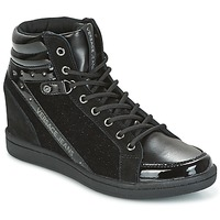 Scarpe Donna Sneakers alte Versace Jeans GERFI Nero