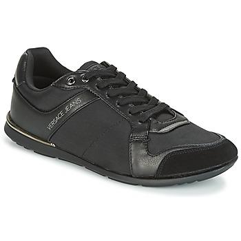 Scarpe Uomo Sneakers basse Versace Jeans TERU Nero