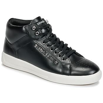 Scarpe Uomo Sneakers alte Versace Jeans TERMI Nero