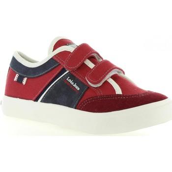 Scarpe Unisex bambino Sneakers Lois 60017 Rojo