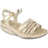 Scarpe Donna Sandali Mbt Physiological Footwear  Oro