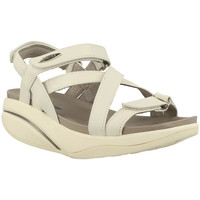 Scarpe Donna Sandali Mbt Physiological Footwear  Bianco