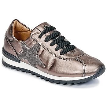 Scarpe Bambina Sneakers basse Unisa DONYA Bronzo