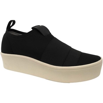 Scarpe Donna Sneakers basse Fessura BI-SOCK TWO Nero