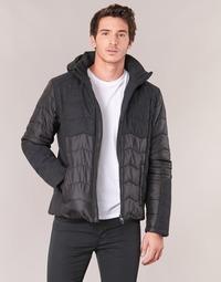 Abbigliamento Uomo Piumini Emporio Armani EA7 MOUNTAIN M TECH JACKET Nero