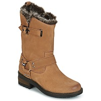 Scarpe Donna Stivaletti Superdry TEMPTER BOOT Marrone