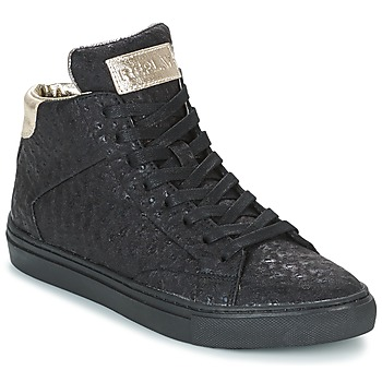 Scarpe Donna Sneakers alte Replay HALL Nero