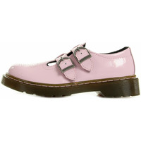 Scarpe Bambina Sneakers Dr Martens 8065 J Baby Pink Patent Lamper