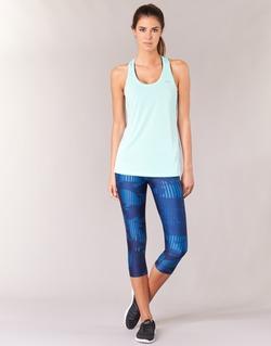 Abbigliamento Donna Leggings Under Armour UA HG ARMOUR GRAPHIC CAPRI Blu