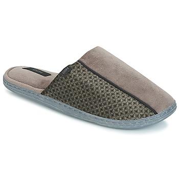Scarpe Uomo Pantofole DIM STAN Taupe