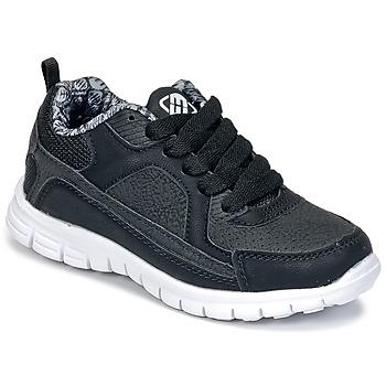Scarpe Bambino Sneakers basse Freegun FG VINO Nero