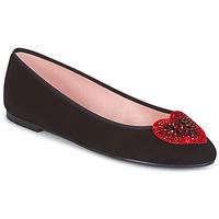 Scarpe Donna Stivaletti Pretty Ballerinas  Black