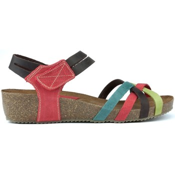 Scarpe Donna Sandali Interbios HAPPY COLOURS MULTICOLOR