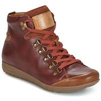 Scarpe Donna Sneakers alte Pikolinos LISBOA W67 Marrone