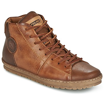 Scarpe Donna Sneakers alte Pikolinos LAGOS 901 Marrone