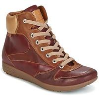 Scarpe Donna Sneakers alte Pikolinos LISBOA W67 Blu